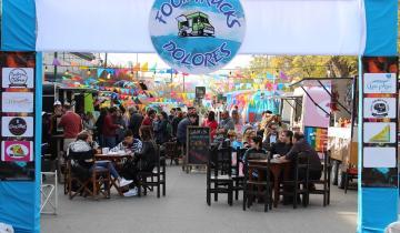 Imagen de Así continúa la Fiesta de la Torta Argentina en Dolores
