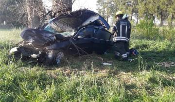 Imagen de Trágico accidente en Ruta 41: murieron un matrimonio y su hija de 9 años