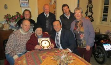 Imagen de Dolores: a los 110 años murió la mujer más longeva de la zona