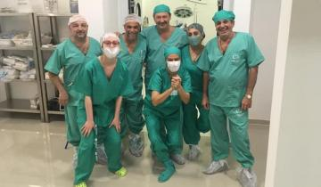Imagen de Se puso en funcionamiento el quirófano del nuevo Hospital Municipal de Santa Teresita