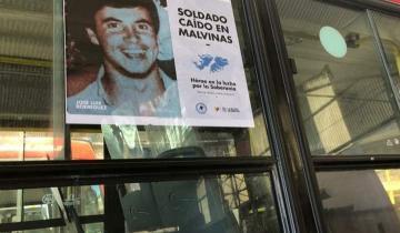 Imagen de En La Plata brindan homenaje a José Luis Rodríguez, el soldado dolorense caído en Malvinas