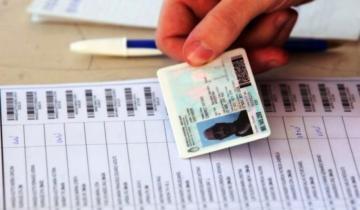 Imagen de PASO 2021: cuáles son los documentos habilitados para votar en las elecciones del domingo