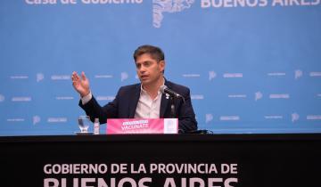 Imagen de De los 135 municipios, 126 estarán alcanzados por las restricciones anunciadas por Nación