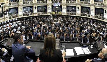 Imagen de María Eugenia Vidal inauguró las sesiones ordinarias sin anuncios de obras en la región