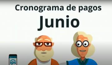 Imagen de Cuándo cobran los jubilados y pensionados bonaerenses los haberes de junio y el medio aguinaldo completo