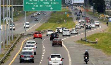 Imagen de Es intenso en tránsito debido al recambio turístico