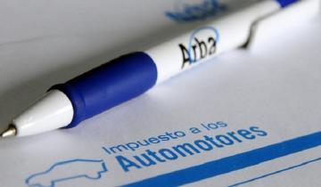 Imagen de ARBA amplía el plazo para abonar impuestos Inmobiliario Urbano, Automotores y planes de pagos