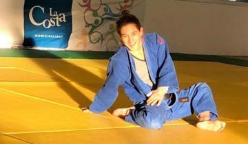 Imagen de La Costa: Paula Pareto le agradeció a Cristian Cardozo por ayudar en su preparación para Tokio