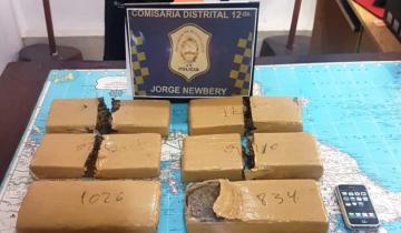 Imagen de Mar del Plata: 3 policías a juicio por armar una causa para robarse un cargamento de marihuana