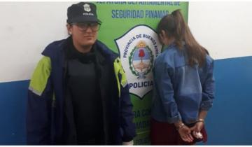 Imagen de General Madariaga: atacó el auto de su ex pareja y fue detenida por la policía
