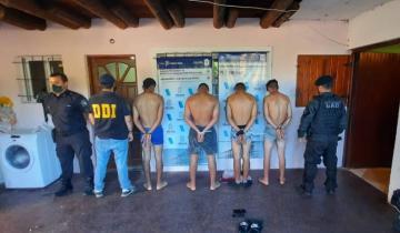 Imagen de Villa Gesell: cuatro jóvenes detenidos por el asesinato de un hombre en medio de una pelea por drogas