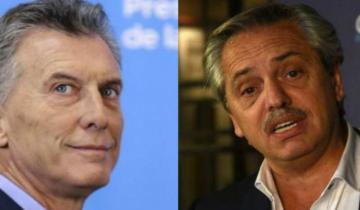 Imagen de De qué hablaron Macri y Alberto Fernández en comunicación telefónica