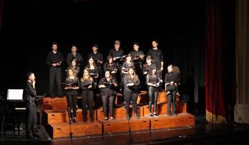 Imagen de Se realizó el Encuentro de Coros en Dolores
