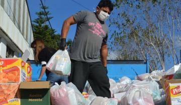 Imagen de Ya entregaron cerca de 25 mil módulos de alimentos en instituciones educativas de La Costa