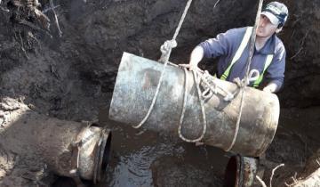 Imagen de Comienza a normalizarse el servicio de agua corriente en Dolores