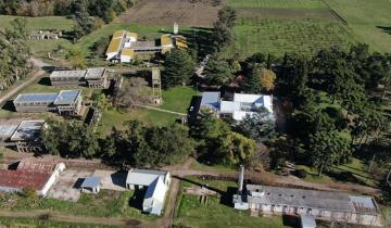 Imagen de Cuáles serán los beneficios del nuevo tendido eléctrico en la Escuela Agropecuaria de Dolores