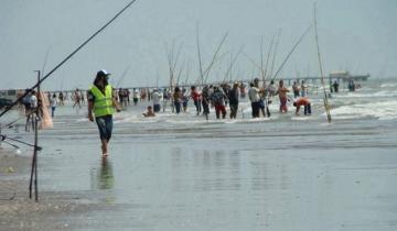 Imagen de Todo listo en Mar de Ajó para la Fiesta Nacional de la Corvina Rubia