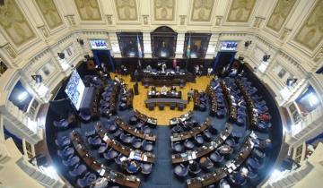 Imagen de La Legislatura bonaerense aprobó la Ley de Financiamiento, que otorgará fondos extras a los municipios