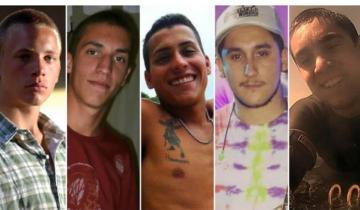 Imagen de Estos son los 5 acusados de violar a una nena de 14 años en un camping de Miramar