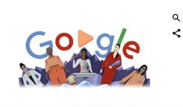 Imagen de Google celebra el Día Internacional de la Mujer con un doodle