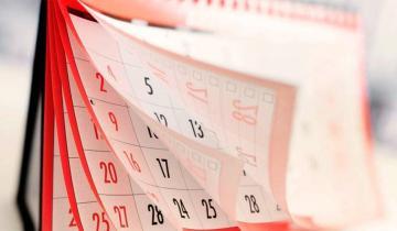 Imagen de Arrancó julio: ¿cuándo hay feriado y fin de semana largo?