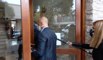 Imagen de El ex jefe de espías Gustavo Arribas volvió al Juzgado Federal de Dolores