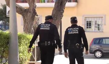 Imagen de Violento robo en Miramar