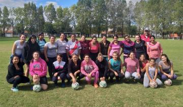 Imagen de Con representación dolorense, el fútbol femenino ya tiene su liga oficial también en la zona de Chascomús