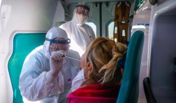 Imagen de Cambio de protocolo durante la pandemia: a quién hay que hisopar ahora en la Provincia
