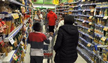 Imagen de Canasta básica: una familia necesitó 34.784 pesos para no ser pobre en septiembre