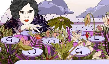Imagen de Mascha Kaléko: quién fue la mujer que el doodle de Google homenajea hoy