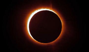 Imagen de Personas ciegas podrán percibir el eclipse de sol en La Plata