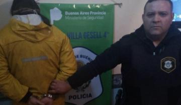 Imagen de Ataque de furia en Villa Gesell: acuchilló a un carnicero y quedó detenido