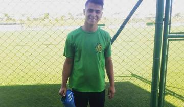 Imagen de Un juvenil de Santa Teresita jugará en Aldosivi de Mar del Plata