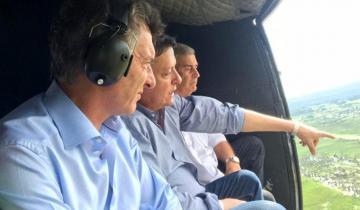 Imagen de Coninagro repudió los dichos de Macri sobre las inundaciones