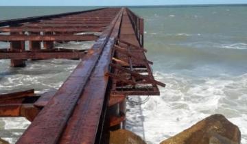 Imagen de Un nene de 6 años murió en Mar del Plata tras caer al mar en una zona prohibida al público