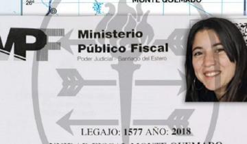 Imagen de La Justicia confirmó oficialmente la aparición de Rocío Moyano