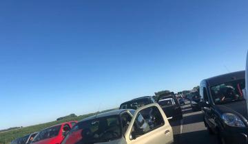Imagen de Por el fin de semana, es intenso el tránsito en las rutas de la región