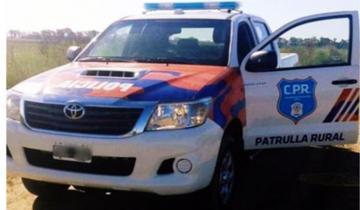 Imagen de Un empelado rural se disparó accidentalmente con un arma de fuego en Castelli
