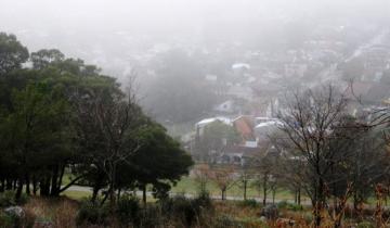 Imagen de Tandil se convirtió en la ciudad más fría del país