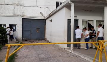 Imagen de Otro jueves de visitas para los detenidos por el crimen de Fernando Báez