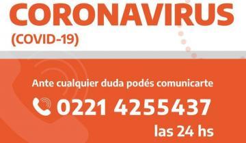 Imagen de Coronavirus: el gobierno bonaerense habilitó una línea telefónica para consultar dudas