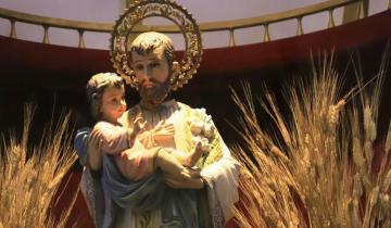 Imagen de Día de San Cayetano: sin procesiones y con misas televisadas, Argentina celebra al patrono del pan y del trabajo