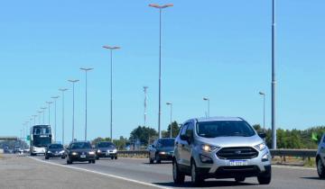Imagen de Verano 2020: el flujo de autos hacia la Costa Atlántica se incrementó un 15% respecto de 2019
