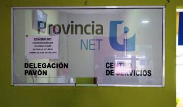 Imagen de General Lavalle: el Municipio dispuso un fondo rotativo de $ 300.000 para el Provincia Net de Paraje Pavón