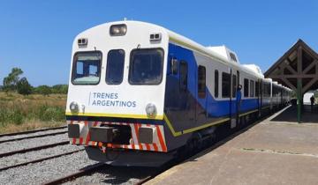 Imagen de En los primeros 10 días del tren que une Buenos Aires con Pinamar, se vendieron más de 7000 pasajes