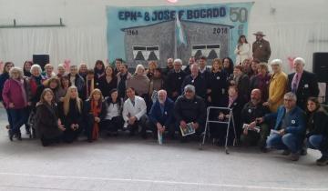 Imagen de La Escuela Primaria N° 8 de Mar de Ajó celebró sus 50 años de vida