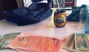 Imagen de Monte Hermoso: encontró $ 140.000… ¡y los devolvió!