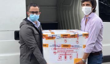 Imagen de Olavarría: confirmaron que se manipuló la temperatura del freezer que contenía las vacunas contra el Coronavirus
