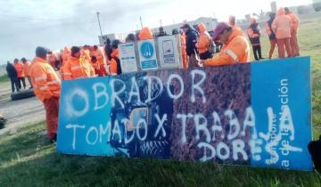 Imagen de Tras el acto de Macri y Vidal en la obra sin terminar de la ruta 7, despidieron a 40 trabajadores